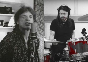 Mick Jagger y Dave Grohl estrenan una canción sobre el fin del confinamiento