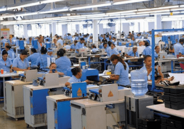Sector Zonas Francas crece un 32.4% en marzo, según Banco Central