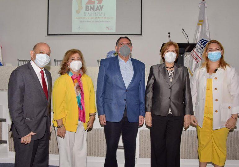 Ministerio de Cultura presenta obras seleccionadas 29.ª Bienal Nacional de Artes Visuales