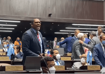 VIDEO | Pacheco y Botello se dicen improperios durante enfrentamiento en medio de sesión