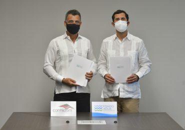 Fondo Agua Santo Domingo y CORMIDOM firman acuerdo a favor del Río Ozama
