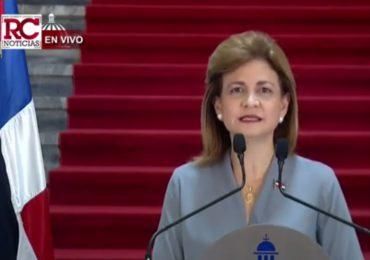 Medidas restrictivas anti covid no cambiarán en el país, afirma Raquel Peña