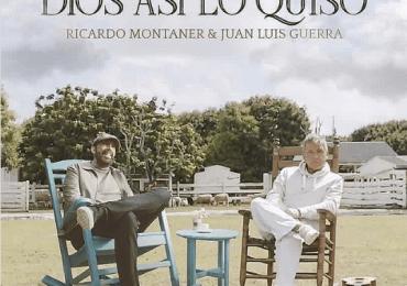 """Juan Luis Guerra y Ricardo Montaner estrenarán su tema """"Dios así lo quiso"""""""
