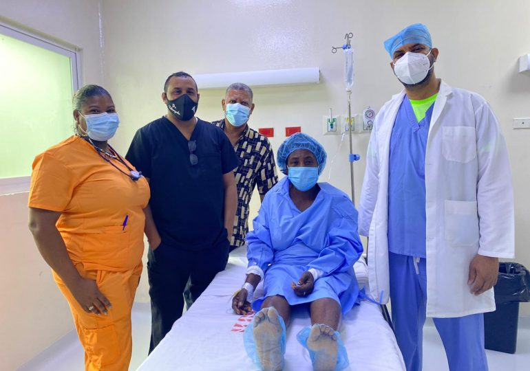 Hospital San Bartolomé de Neiba realiza primera cirugía laparoscópica