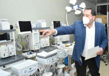 SNS entrega equipos al hospital Antonio Musa con inversión de más de RD$ 8 millones