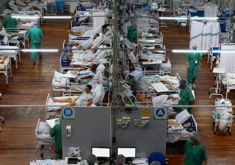 Sao Paulo sufre falta crítica de medicinas para intubación, alertan autoridades