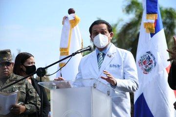 Ministro de Salud llama a la población a mantener cuidado ante COVID-19 durante Semana Santa