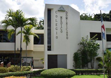Colegio Médico convoca huelga en SFM, La Vega y Puerto Plata