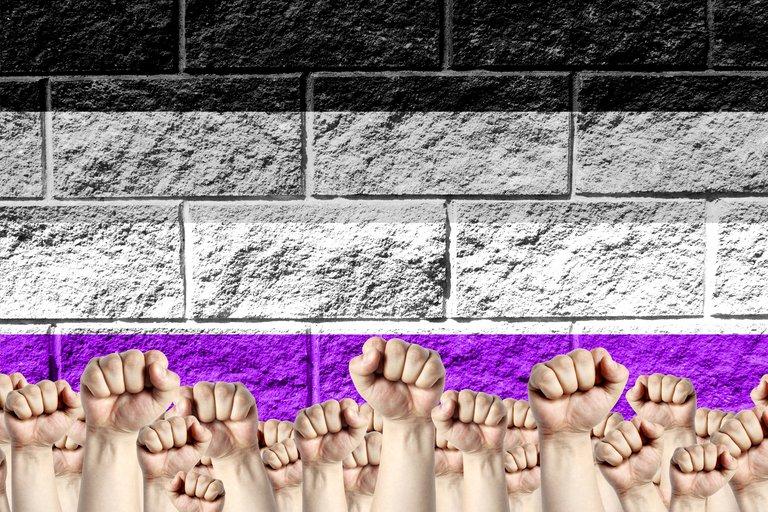 Ni celibato ni abstinencia: qué significa ser asexual