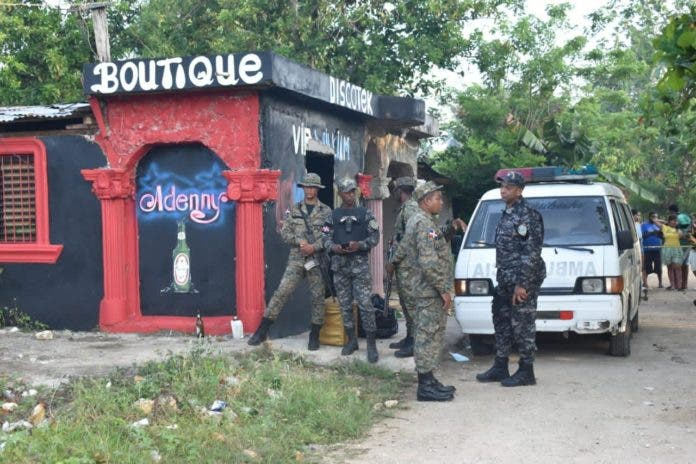 Ministerio Público realiza investigación para esclarecer tiroteo en discoteca de Villa Rivas