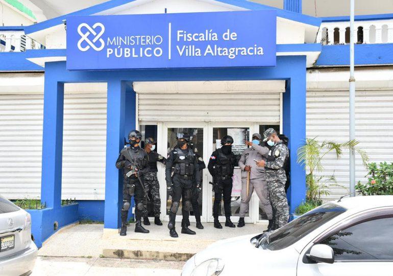 Ministerio Público pide un año de prisión contra coronel Maríñez Lora por vínculos en muerte de esposos cristianos