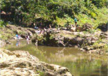 Poca presencia de bañistas en balnearios de Yamasá y Peralvillo