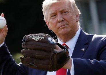 Donald Trump llama a un boicot contra MLB por suspender Juego de Estrellas en Atlanta