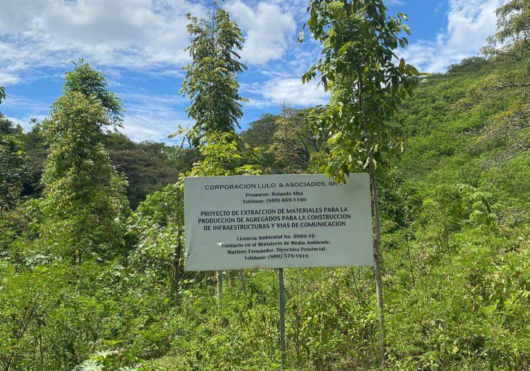 Albadom realiza obras de mejoras sociales en la comunidad de Juan López en Espaillat