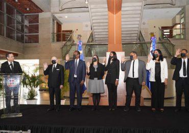 Quedan juramentados los integrantes del Consejo del Poder Judicial