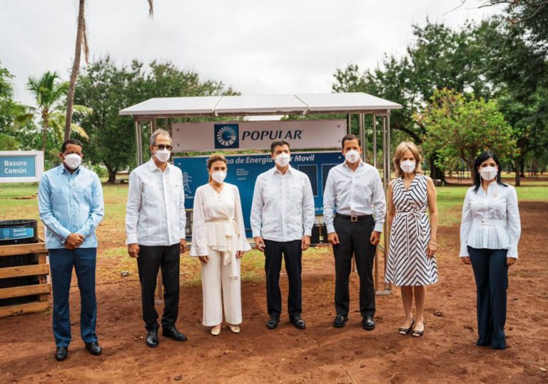 VIDEO | ADN y Banco Popular firman remozarán el Parque Mirador Sur