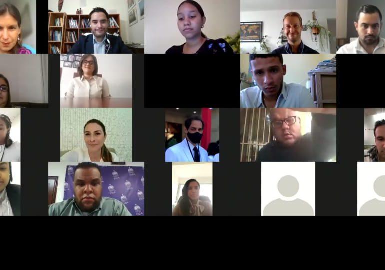 PRM y Fundación Friedrich Ebert realizan taller virtual de redes sociales y estrategia política digital