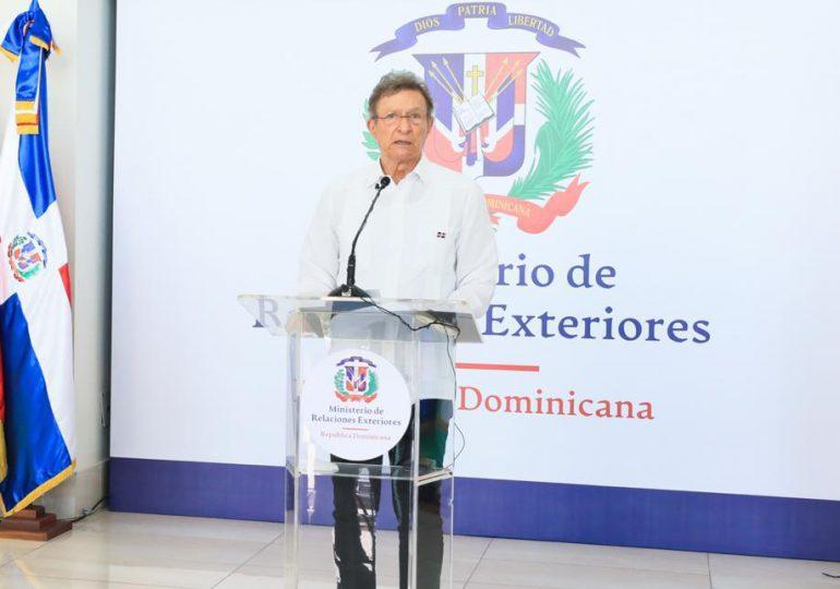 República Dominicana fija posición sobre situación en Haití