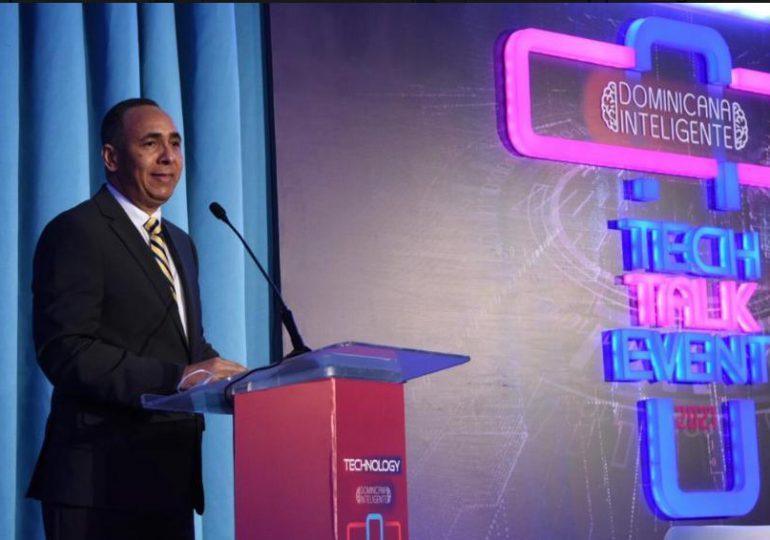 Presidente del Indotel detalla proyectos del sector bajo su gestión en evento tecnológico