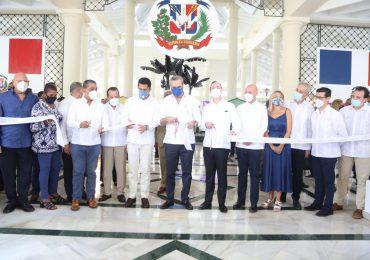 Abinader asiste a reapertura de Hotel Bahía Príncipe, con inversión privada de 10 millones de dólares