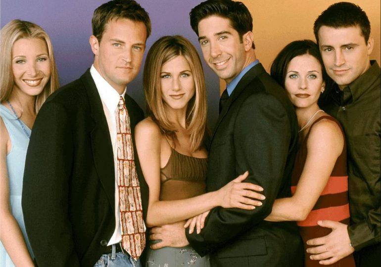 Friends, el esperado reencuentro que ya está rodado