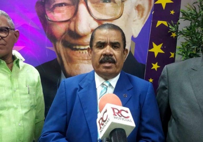 Sánchez Roa afirma Gobierno quiere desplazar otros temas con visitas sorpresa de Danilo Medina