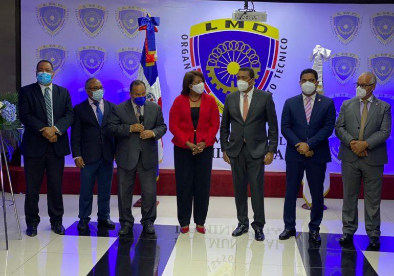 Víctor D' Aza dice reestructura organigrama de  Liga Municipal para hacerla más eficiente