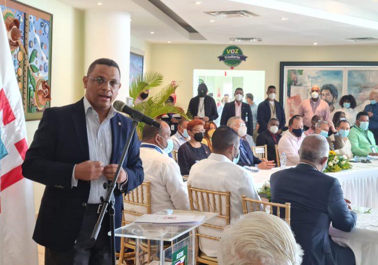 Comisión inicia trabajos para la titulación de terrenos en Los Minas, Katanga y Vietnam