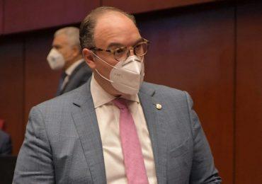 Senador exige al gobierno explique razones de paralización de presa de Monte Grande