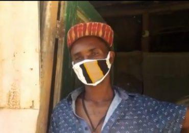 VIDEO | Invidente pide ayuda tras ser echado de la casa que tenía rentada por falta de pago