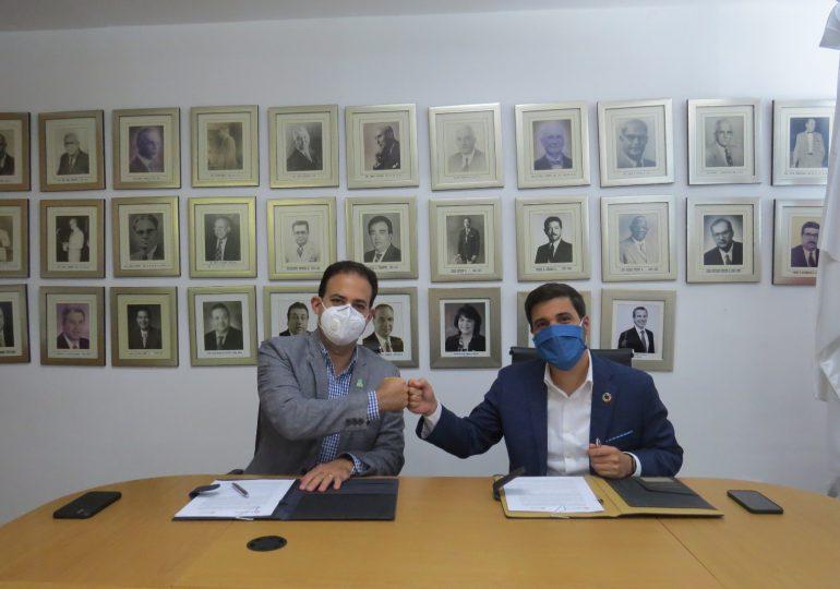 Cámara TIC y Cámara Santiago acuerdan colaboración interinstitucional