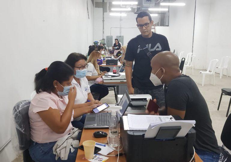 Video | 22 mil venezolanos han iniciado su proceso de normalización en RD
