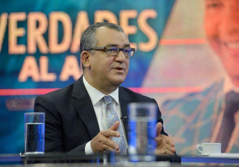 JCE distribuirá fondos a los partidos en esta semana, informa Román Jáquez