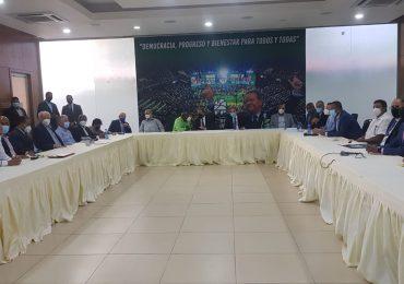 Fuerza del Pueblo reúne su Dirección Política