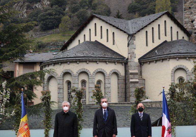 Presidente Abinader ya se encuentra en Andorra para la Cumbre Iberoamericana