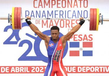 Zacarías Bonnat, conquista oro y dos medallas de plata en clasificatorio pesas