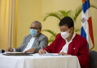 Universidad Católica Santo Domingo e Inaipi aliados en favor de Primera Infancia