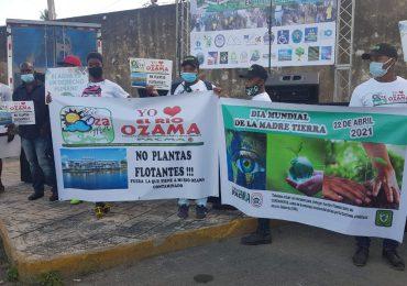 Rechazan instalación de empresa generadora de electricidad sobre el río Ozama