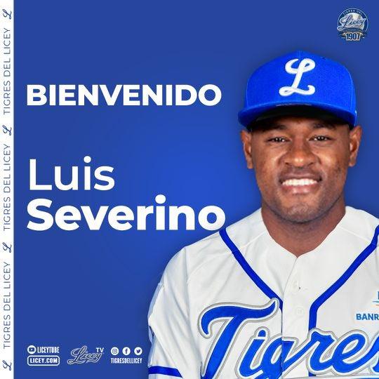 Luis Severino pasa a Los Tigres del Licey