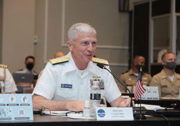 Almirante Craig Faller afirma Fuerzas Armadas  están preparadas para actuar en los peores escenarios