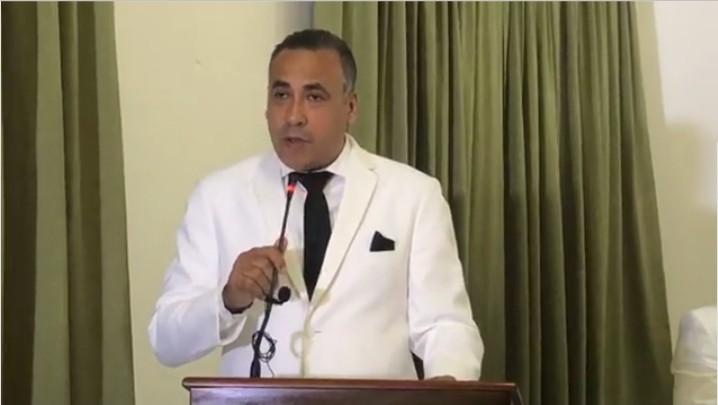 """Manuel Pantalio """" Hemos convertido el ayuntamiento de Bayaguana en una institución solidaria y con alto sentido de humanidad"""""""