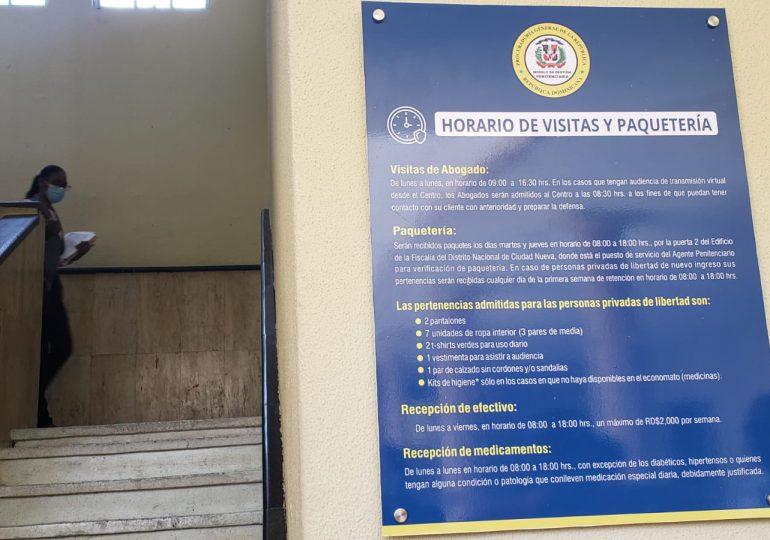 Operación Coral | ¿Qué le permiten tener a los presos en la cárcel de Ciudad Nueva?