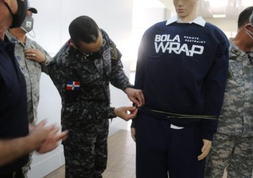 MIDE evalúa disuadir actos delictivos con armas no letales y otras tecnologías