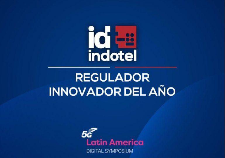 """Indotel es galardonado como """"Regulador Innovador del Año 2021"""" en el 5G Latin America Digital"""