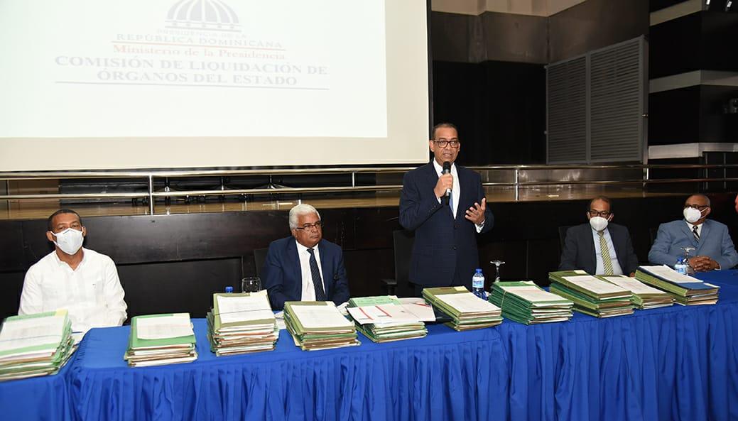 MOPC recibe 210 proyectos que ejecutaba la antigua OISOE por más de RD,000 millones