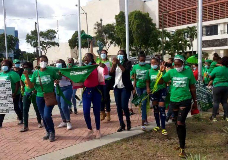 VIDEO | Movimiento por las tres causales anuncia gran marcha nacional ante decisión de Cámara de Diputados