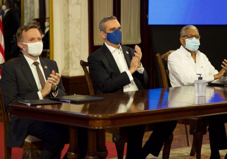 EE.UU elogia cambios impulsa Abinader por la transparencia