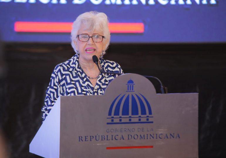 Ortiz Bosch exhorta a la JCE  limitar gastos durante los procesos electorales