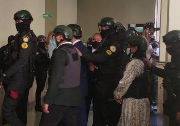 VIDEO | Operación Coral | General Cáceres, pastora y otros implicados, al banquillo de los acusados este viernes