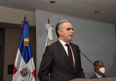 """Ministro Luis Miguel De Camps anuncia """"Mayo será el mes del trabajo"""""""